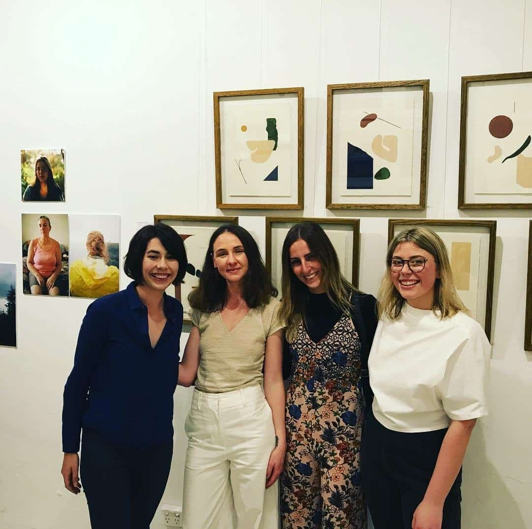 Four Young Melbourne Artists Exhibiting at in.cube8r