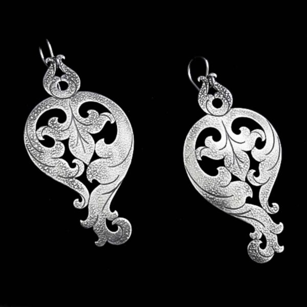 baroque-soiree-silver-earrings-by-skadi-jewellery-design-by-Clare