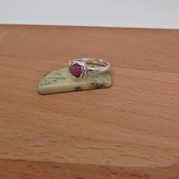 ring-ruby-sterling-silver-size-0-by-germano-arts-by-germano-arts-107390-Germano Arts