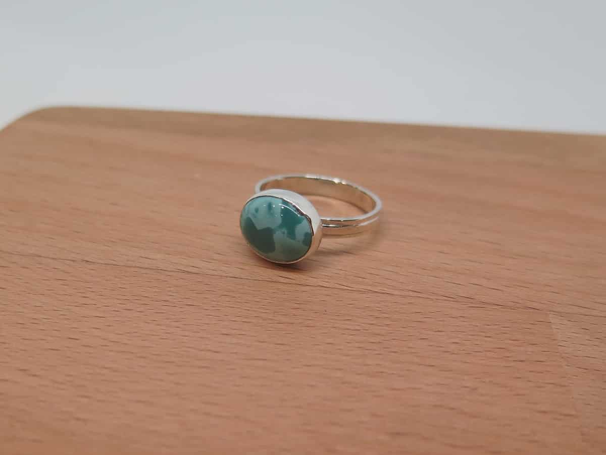 Turquoise Ring By GermanoArts