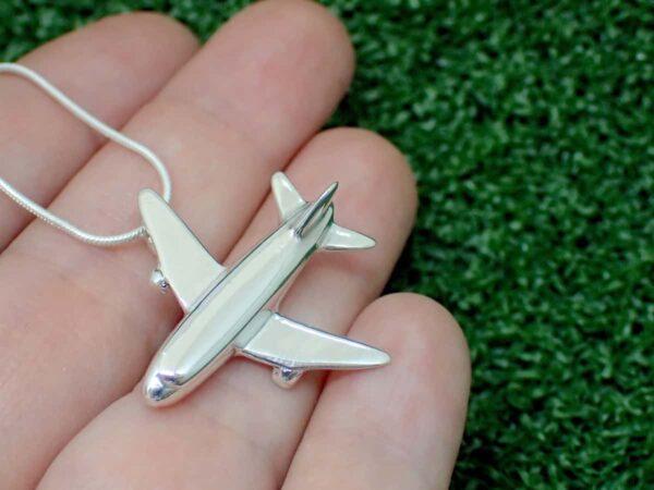 aeroplane-handmade-sterling-silver-pendant-with-snake-chain-206124-andrea_purplefish
