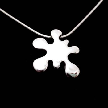 ink-splat-handmade-sterling-silver-pendant-with-snake-chain-206112-andrea_purplefish