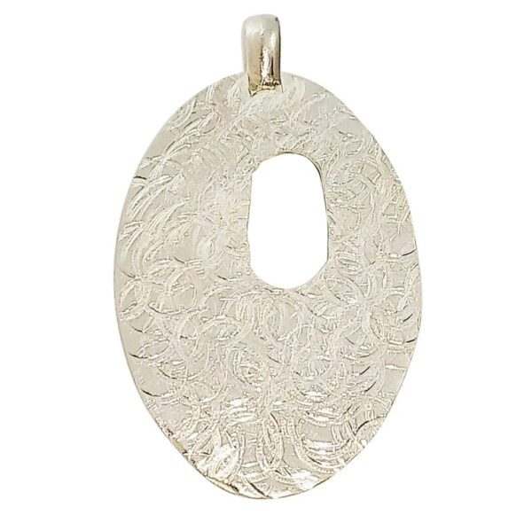 ph11-sterling-silver-oval-abstract-textured-pendant-by-sterling-silver-925-117424-sterlingsilver925
