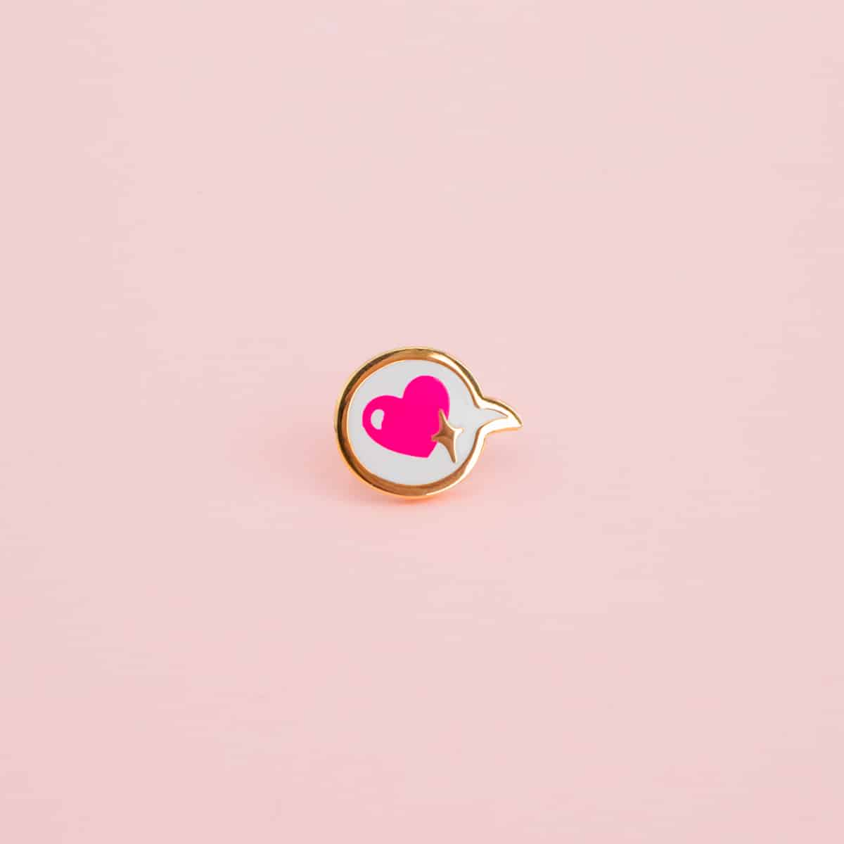 Love Heart Mini Pin By Oh Jessica Jessica