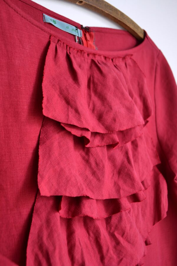 frilled-linen-dress-size-m-in-scarlet-pure-linen-by-apois-969069-apois