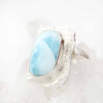 reticulated-larimar-ring-with-cuttlebone-cast-shank-by-tlh-inspired-937044-tlhinspired