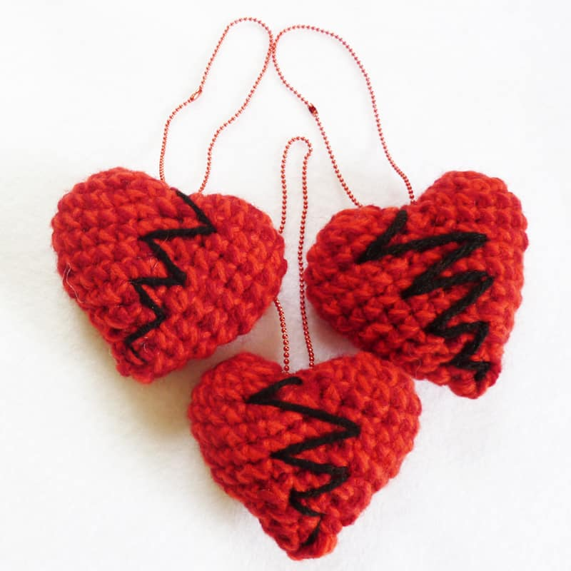 Heartbroken By Out Of My Mind Crochet