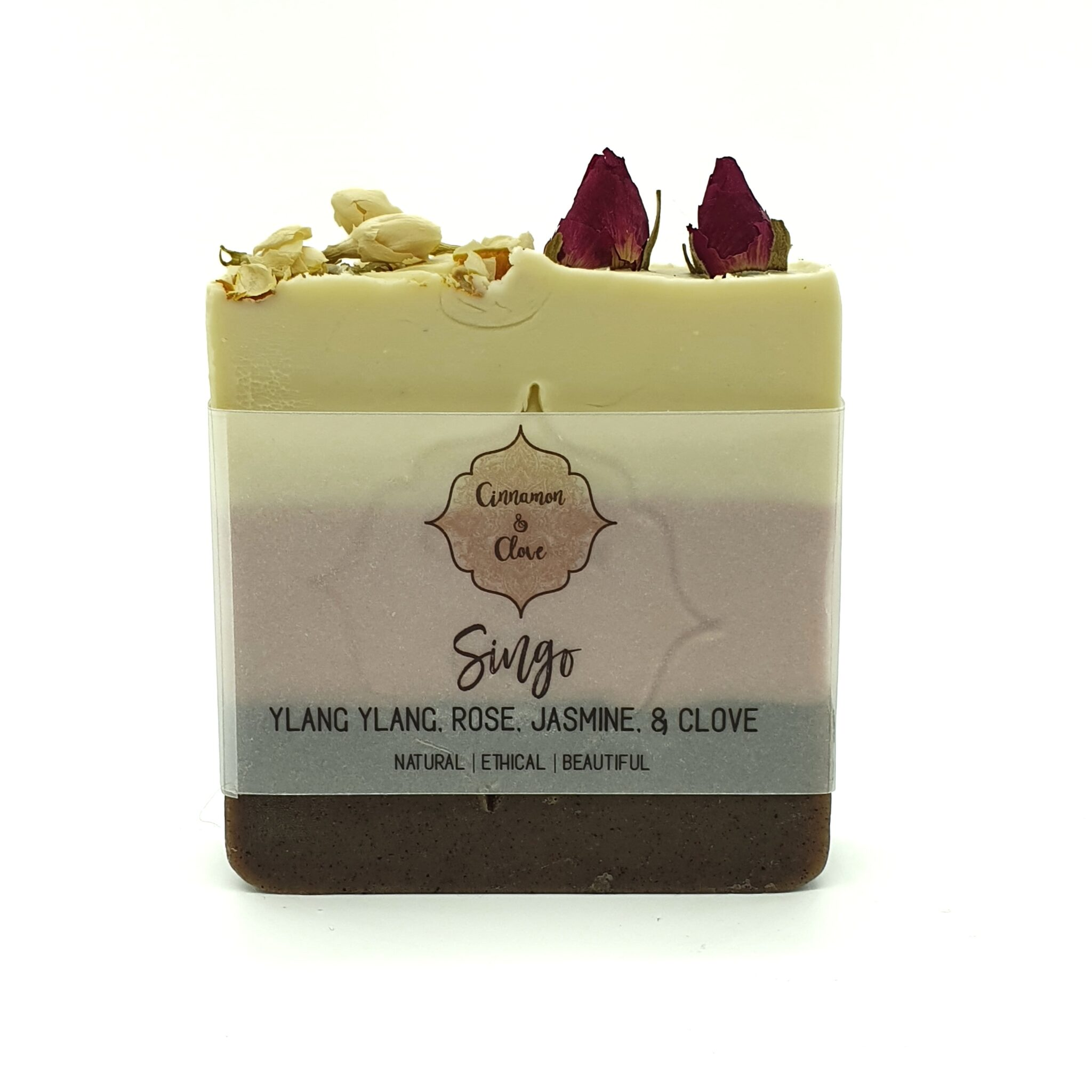 Singo – Handcrafted All Natural Artisan Soap By Cinnamon And Clove (Fitzroy)