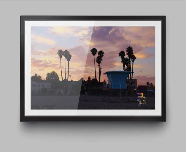 framed-a3-print-santa-cruz-by-genevieve-engelhardt-935033-genengelhardt