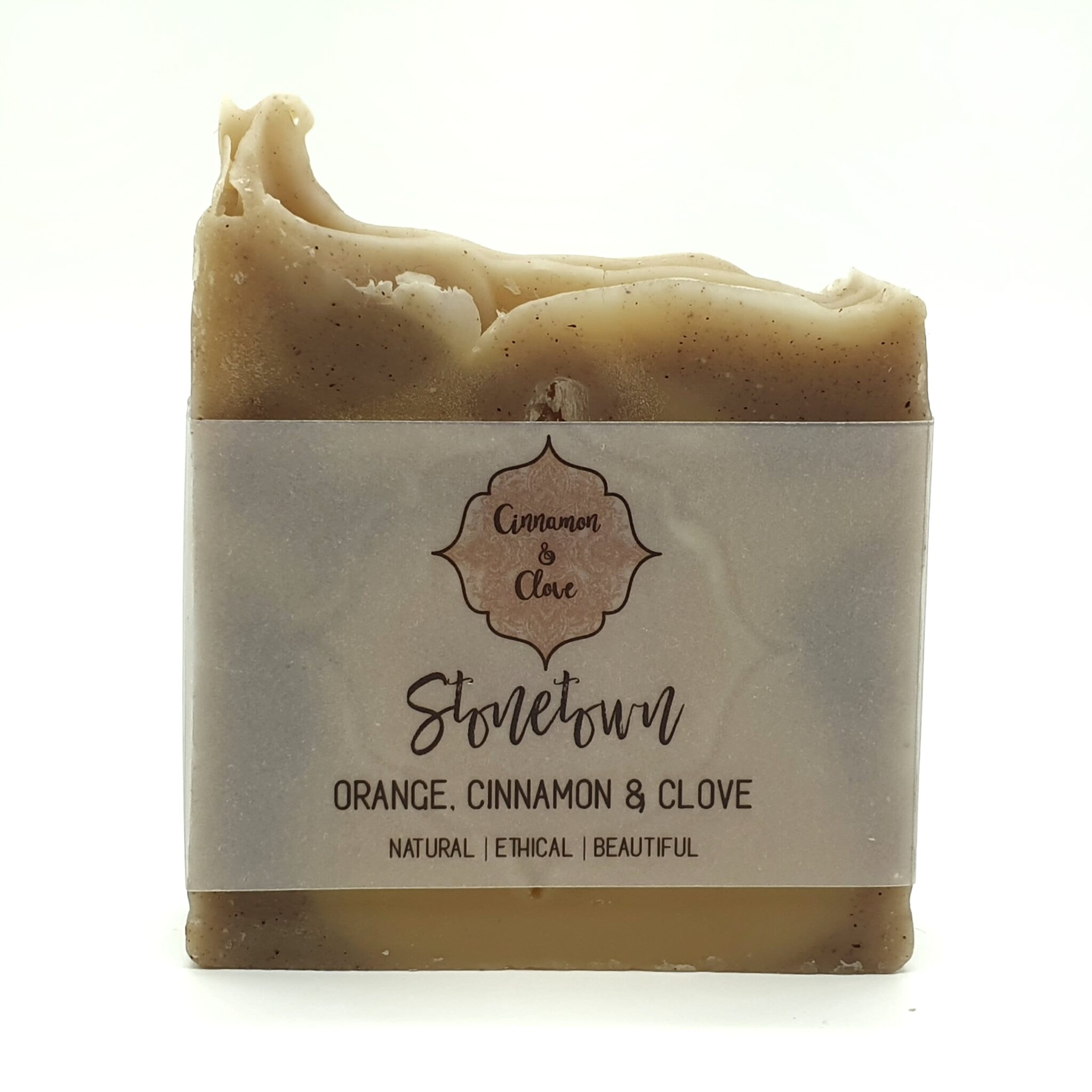 Stonetown – Handcrafted All Natural Artisan Soap By Cinnamon And Clove (Fitzroy)