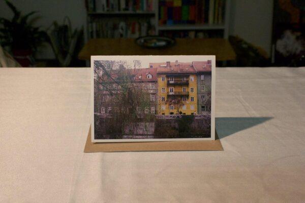 greeting-card-ljubljanica-river-yellow-house-by-genevieve-engelhardt-935092-genengelhardt