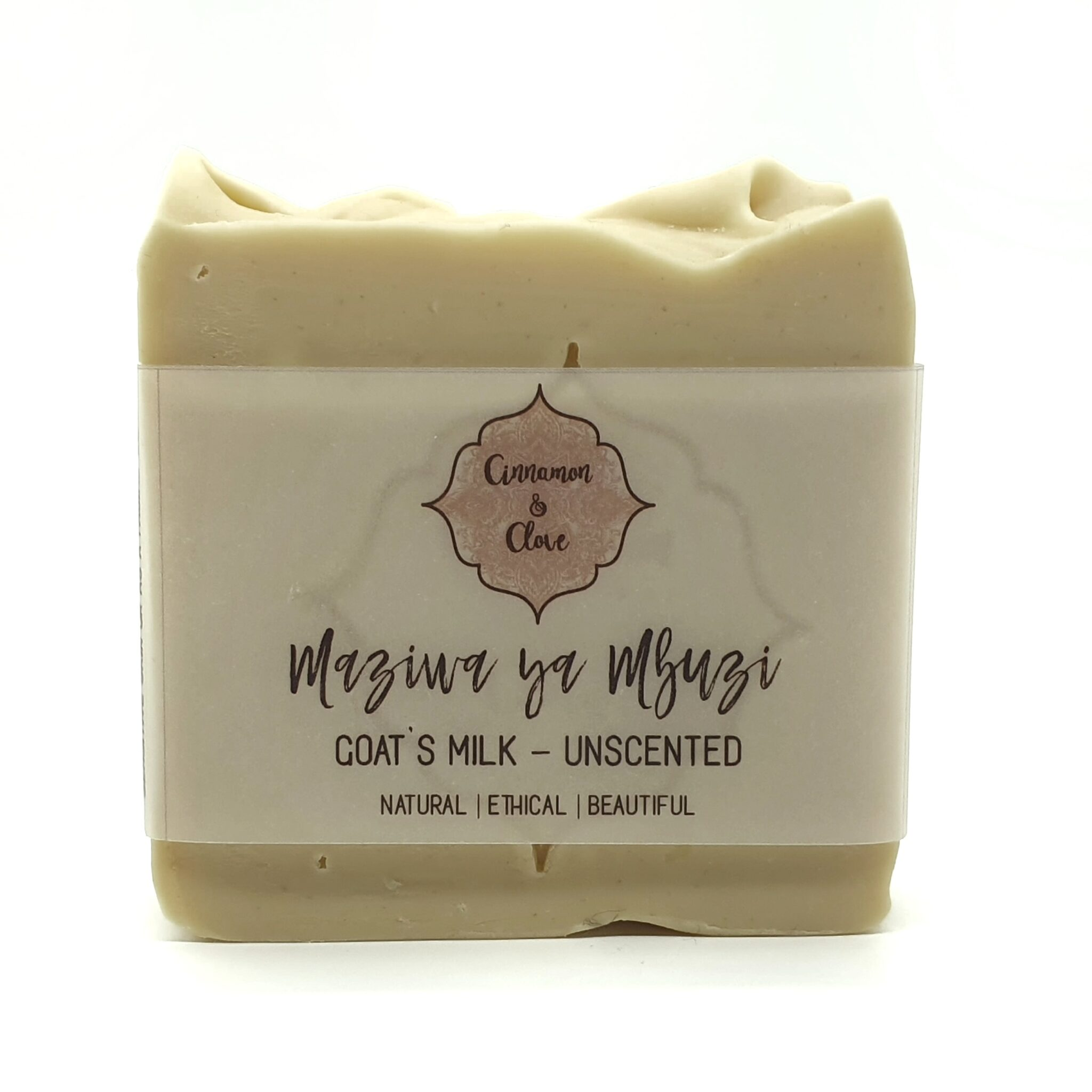 Maziwa Ya Mbuzi – Handcrafted All Natural Artisan Soap With Goat's Milk By Cinnamon And Clove (Prahran)