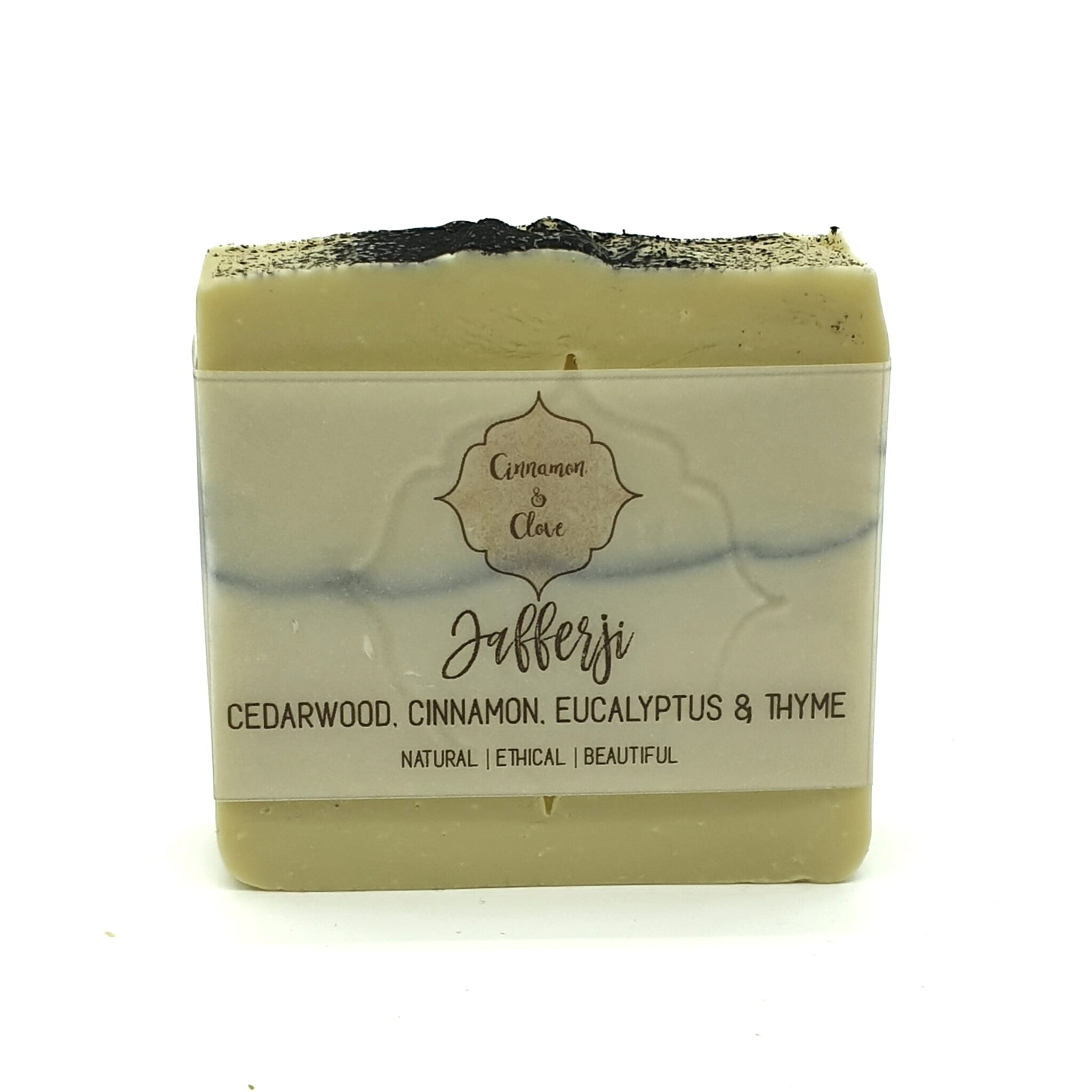 Jafferji – Handcrafted All Natural Artisan Soap By Cinnamon And Clove (Fitzroy)