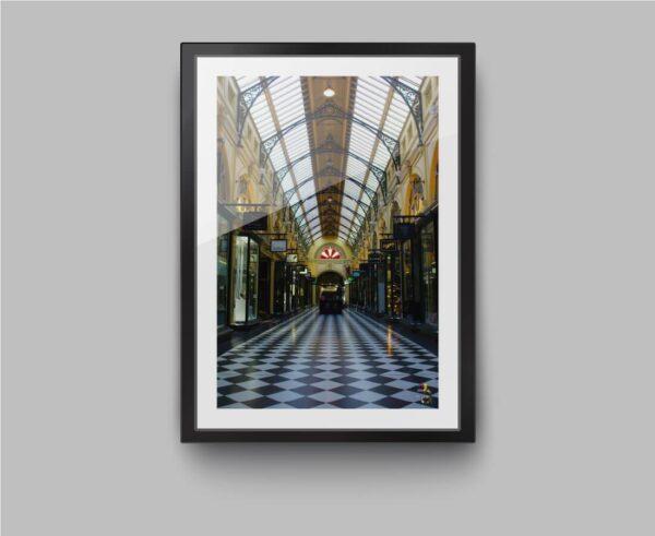 framed-a4-print-royal-arcade-by-genevieve-engelhardt-935115-genengelhardt