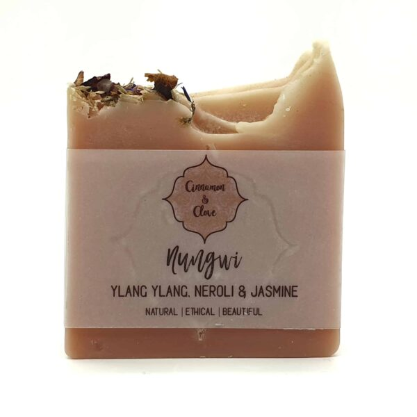 nungwi-soap-ylang-ylang-neroli-amp-jasmine-with-madder-root-powder-jasmine-buds-cornflower-petals-rose-petals-and-himalayan-pink-salt-by-cinnamon-and-clove-178309-cinnamonandclove