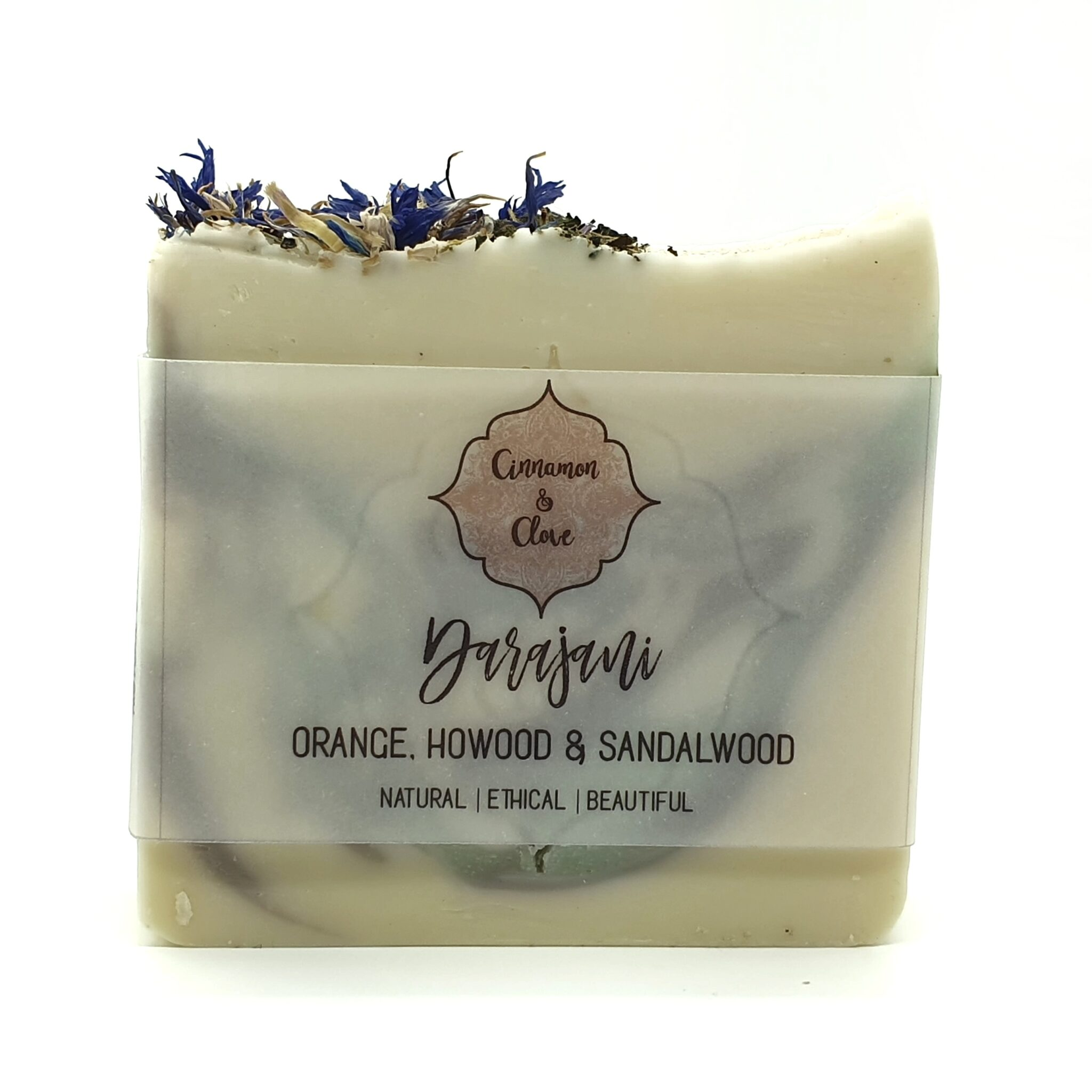 Darajani – Handcrafted All Natural Artisan Soap By Cinnamon And Clove (Prahran)