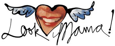 Look Mama logo