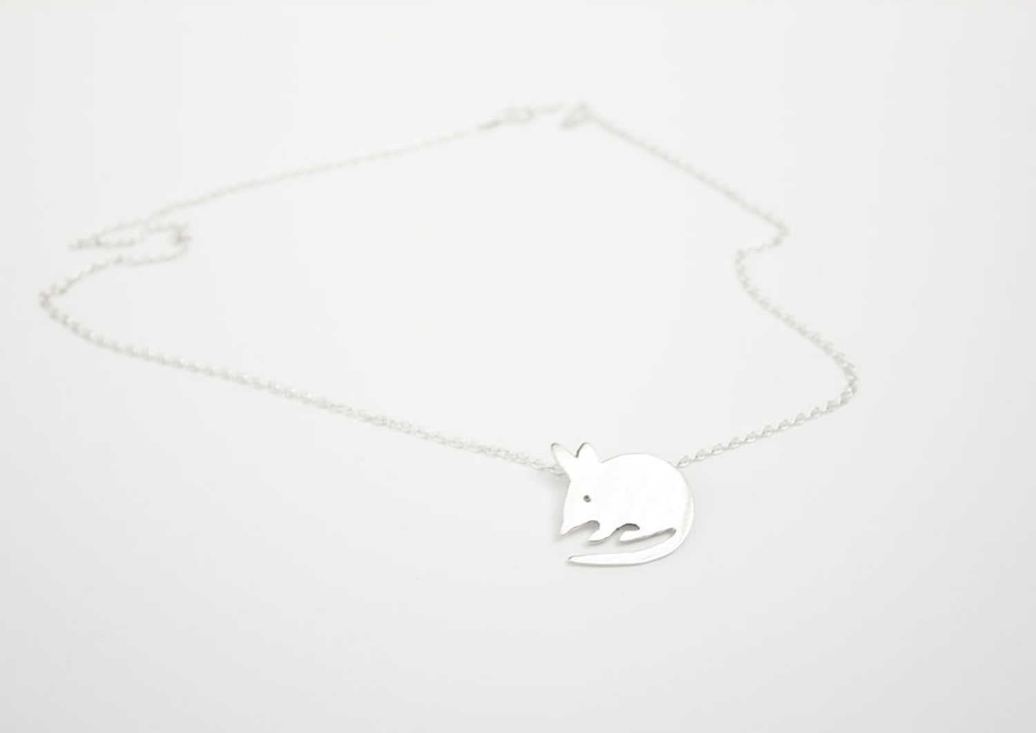 Bilby Necklace By The Silver Goose