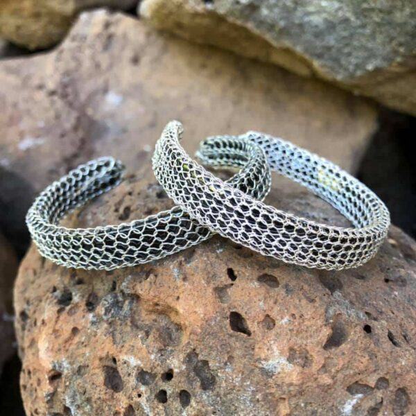 silver-on-black-12-stitch-single-knit-cuff-by-by-luba-207032-byluba