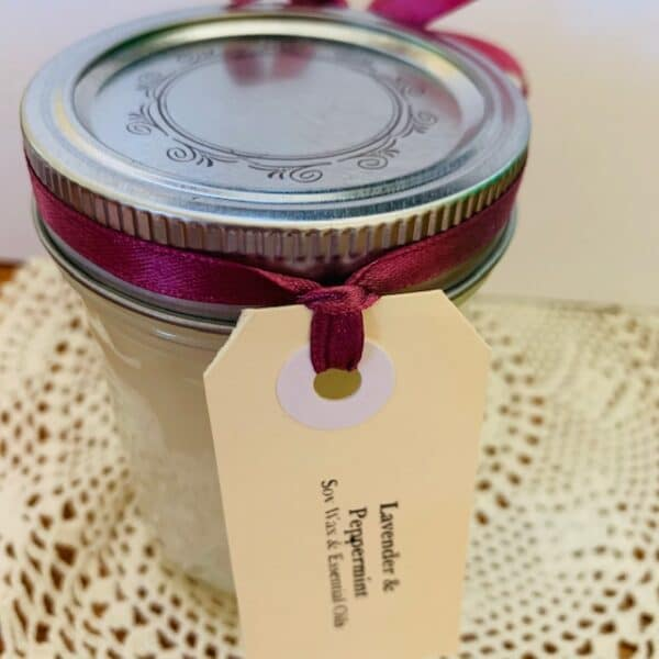 large-250gm-quilted-jar-soy-candle-lavender-and-peppermint-essential-oil-fragranced-with-dried-lavender-and-amethyst-crystal-on-top-by-kate-and-rose-by-katenrosetea