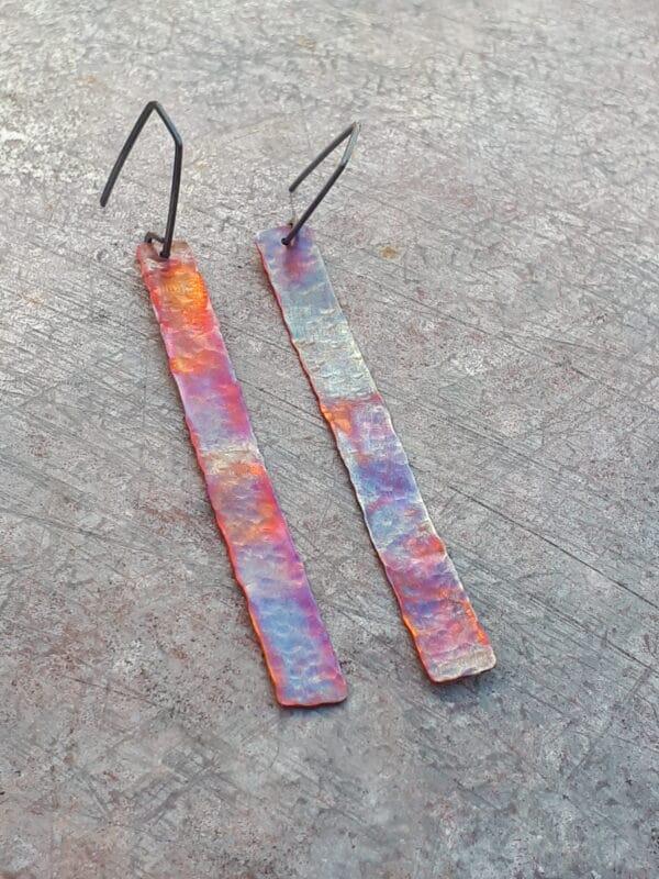 neon-dreams-textured-strip-earrings-by-emma-hesz-by-emmahesz