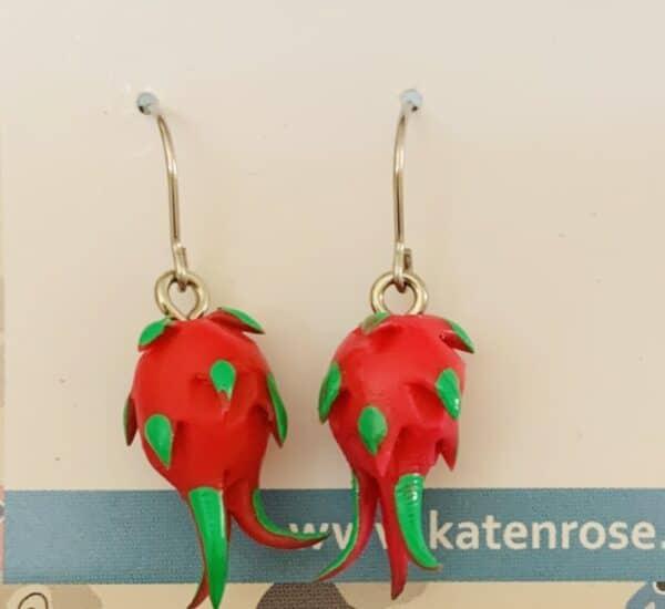 drop-dragon-fruit-earrings-by-kate-and-rose-prahran-by-katenrosetea