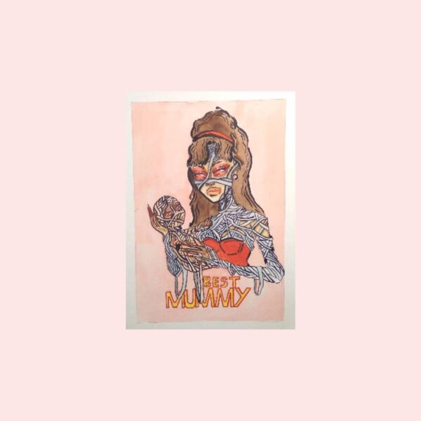 mummy-card-by-ricemalt-by-luka