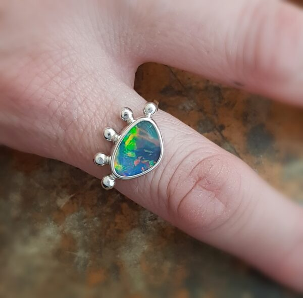 sw1240-220-opal-ring-w-5-blobs-by-flying-lobster-jewellery-by-flyinglobster