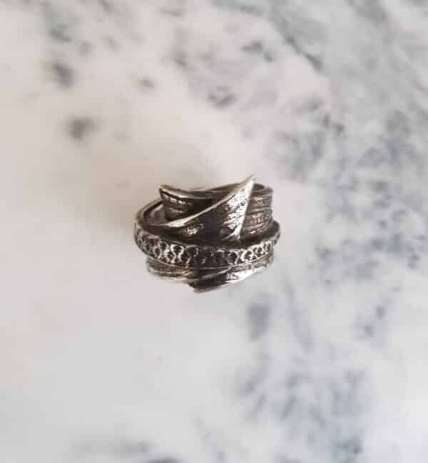 textured-silver-wrapped-ring-by-corinne-lomon--corinnelomon