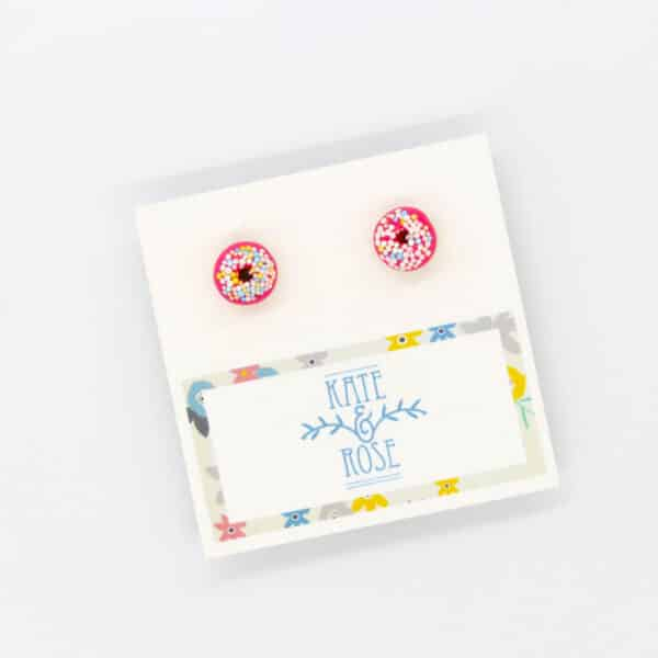 pink-large-round-sprinkle-donut-studs-by-kate-and-rose-fitzroy-122729-katenrosetea