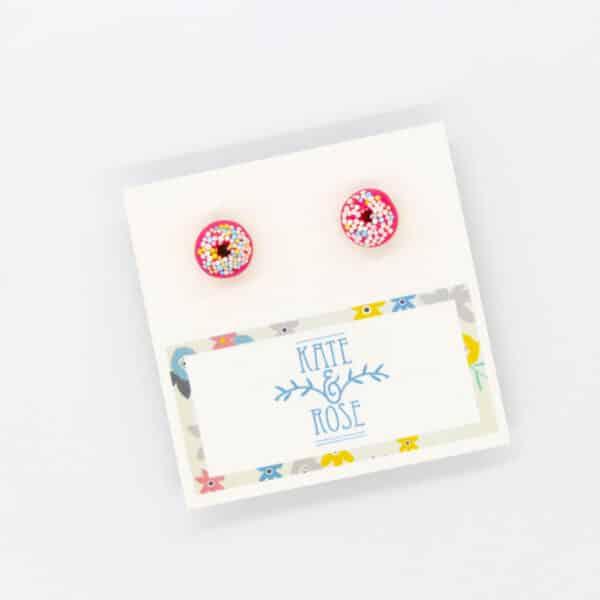 pastel-pink-sprinkle-donut-earrings-by-kate-and-rose-prahran-912012-katenrosetea