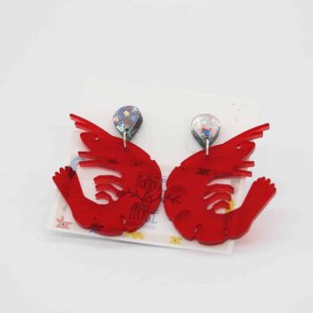red-clear-prawn-drop-earrings-by-kate-and-rose-prahran-912372-katenrosetea