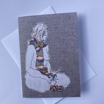 card-the-knitter-by-juliet-d-collins--julietdcollins