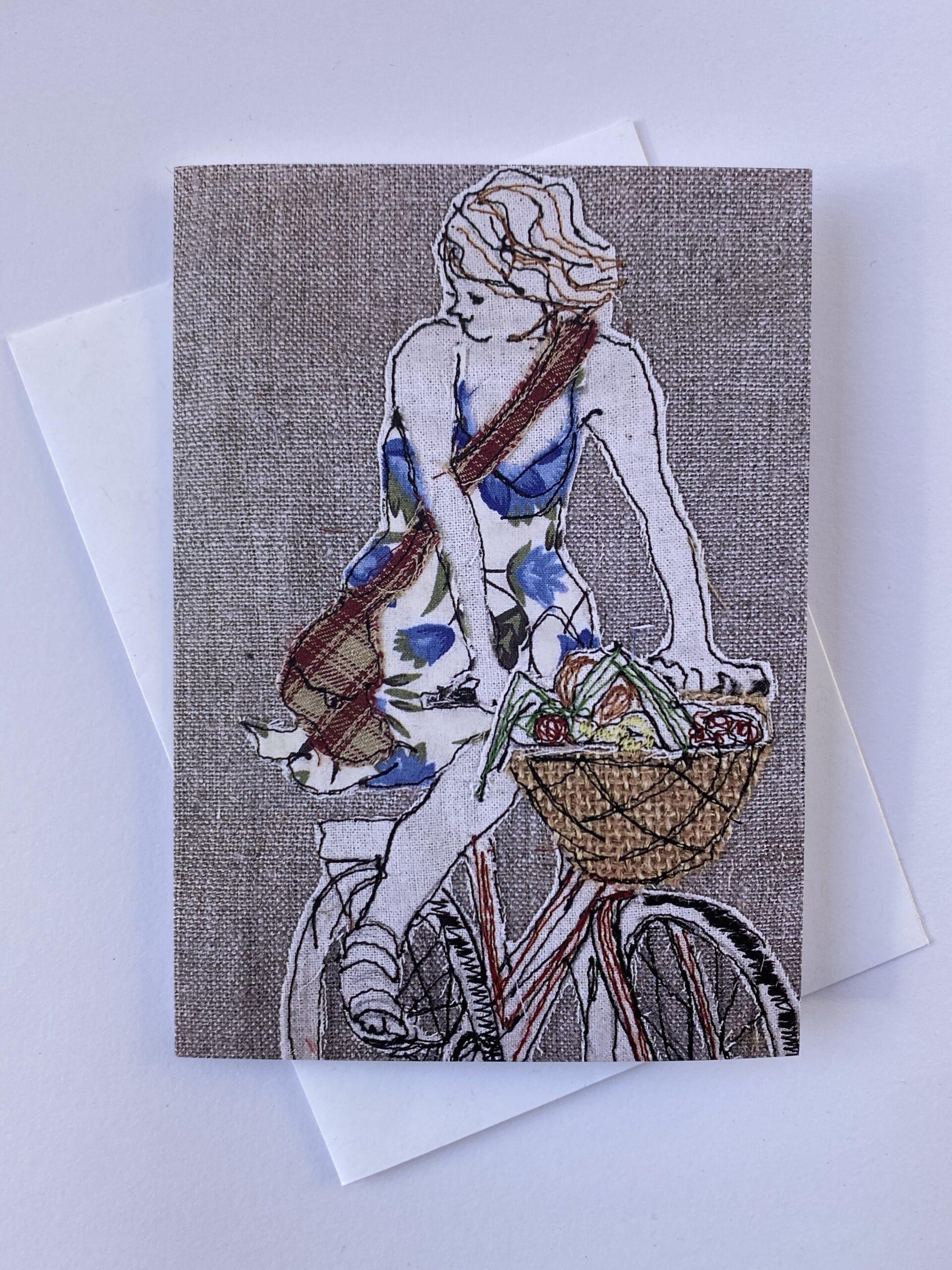 Card:Liberté By  Juliet D Collins (Prahran)