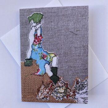 card-mistress-of-the-chickens-blue-by-juliet-d-collins--julietdcollins