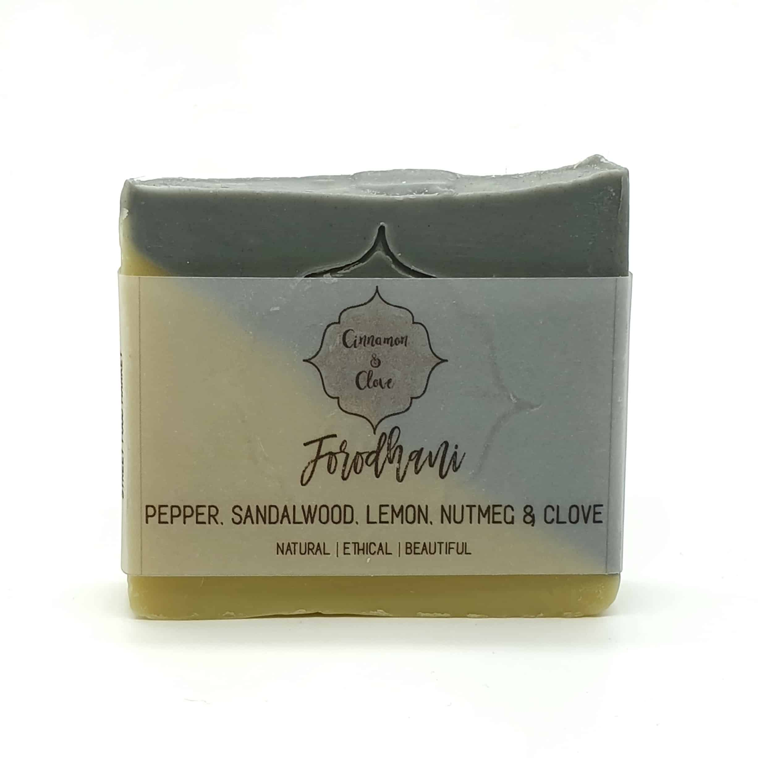 Forodhani – Handcrafted All Natural Artisan Soap By Cinnamon And Clove (Prahran)