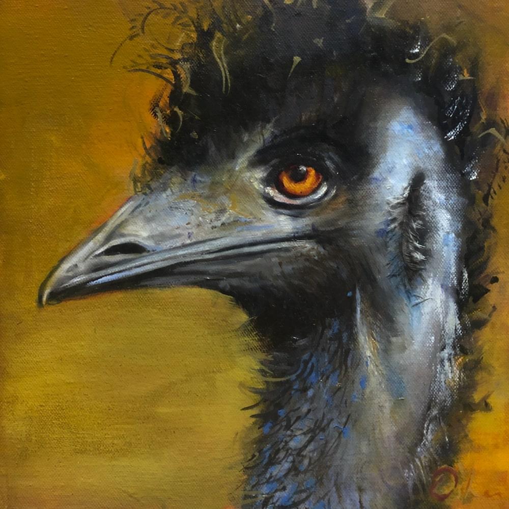 Emu By Skye O'Shea