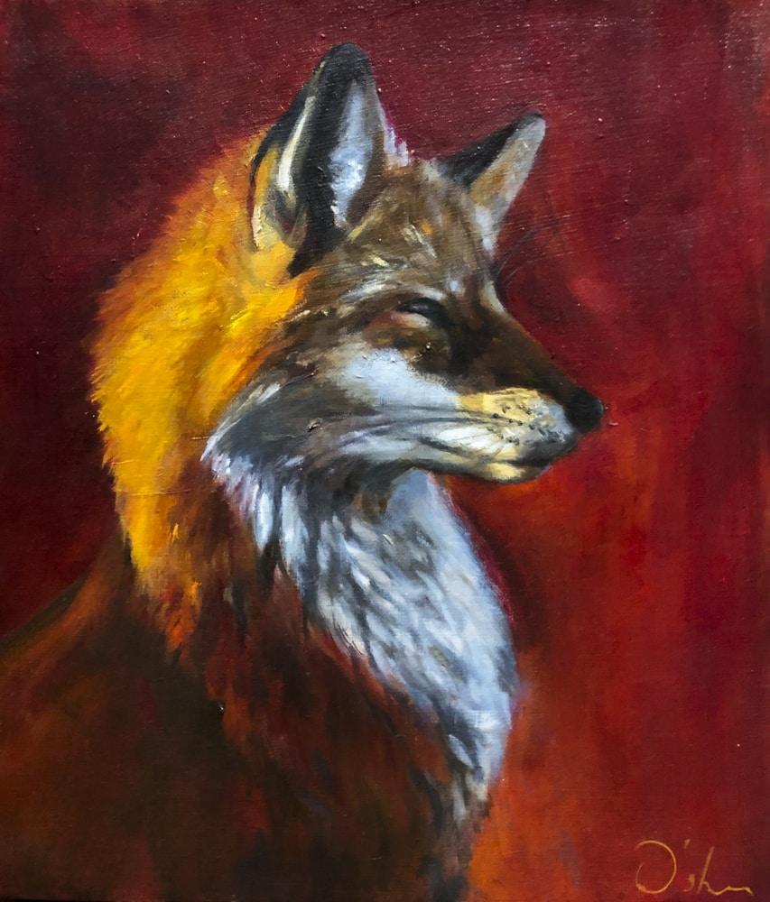Kitsune By Skye O'Shea