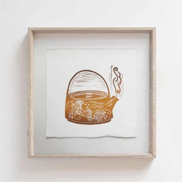 linoprint-teapot-series-ready-to-take-flight-jocelin-meredith-artwork--jocelinmeredith
