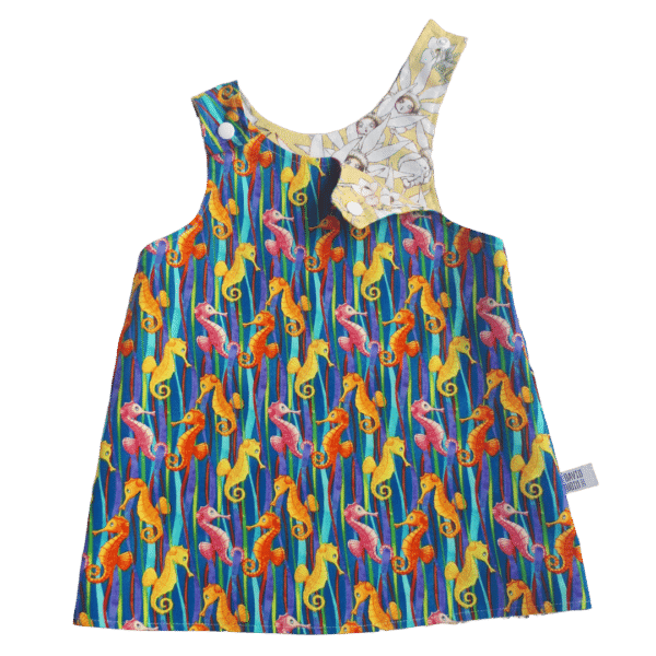 sz-2-pinafore-coral-fish-and-yellow-flannel-flowers-903243-kylie-8146