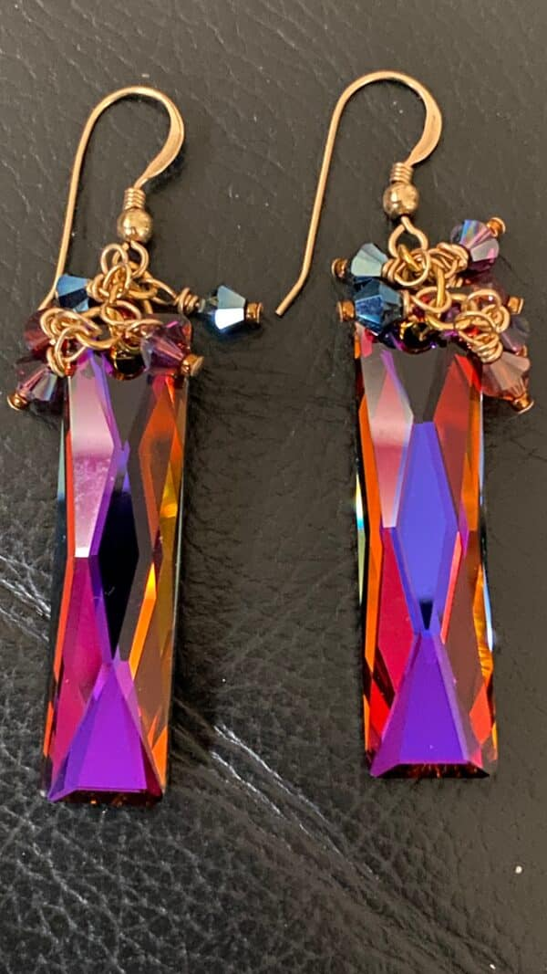 earrings-swarovski-bagutte-volcano-crystal-and-orange-and-blue-bicones-fringe-14-ct-gold-filled-wires-115-888138-covetanddesire