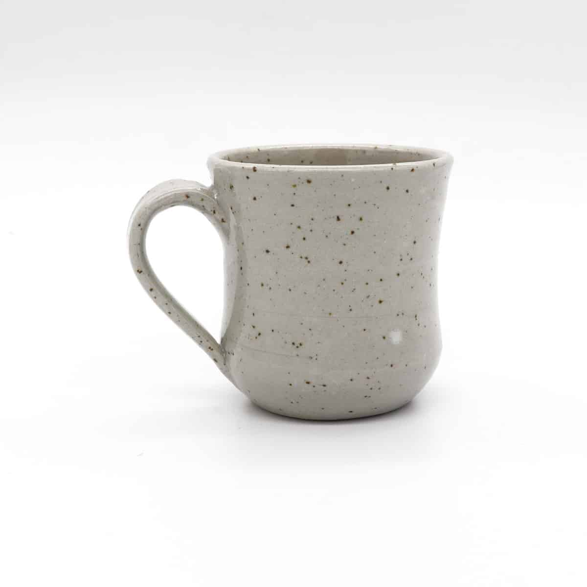 Medium Ceramic Speckled Mug By Clifton Hill Pottery