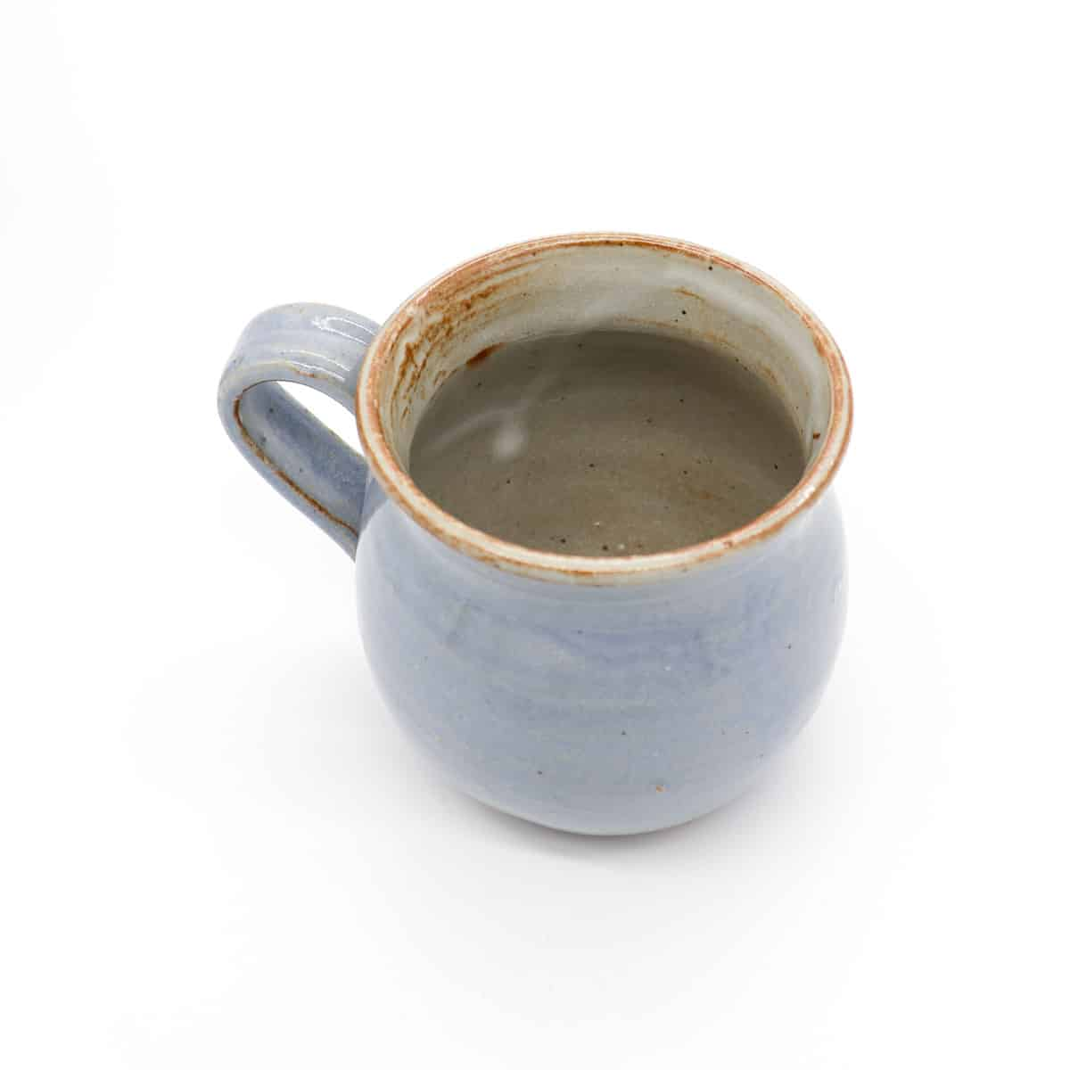 Medium Ceramic Mug – Blue By Clifton Hill Pottery