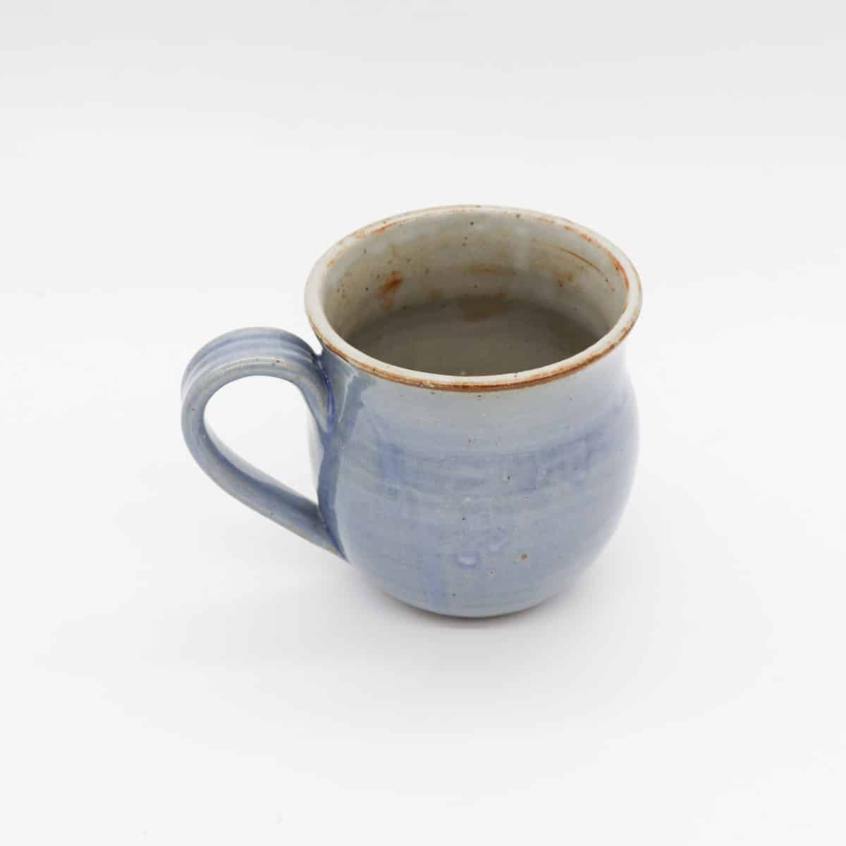 Large Ceramic Mug – Blue By Clifton Hill Pottery