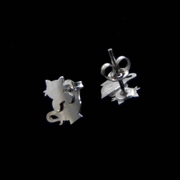 tea-cat-silver-stud-earrings-by-skadi-jewellery-design-by-Clare