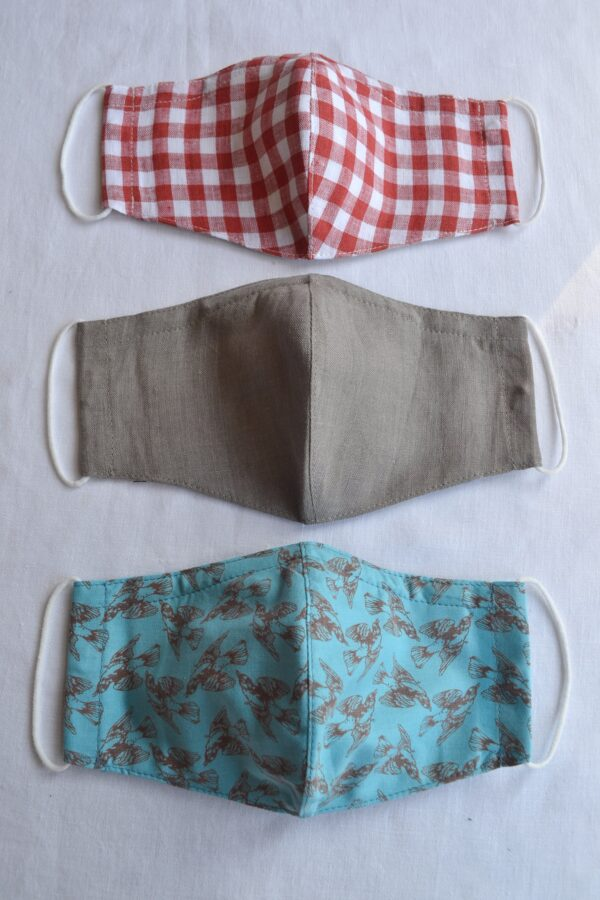 face-mask-set-d-m-size-x-3-made-from-natural-fabrics-by-a-pois-by-apois