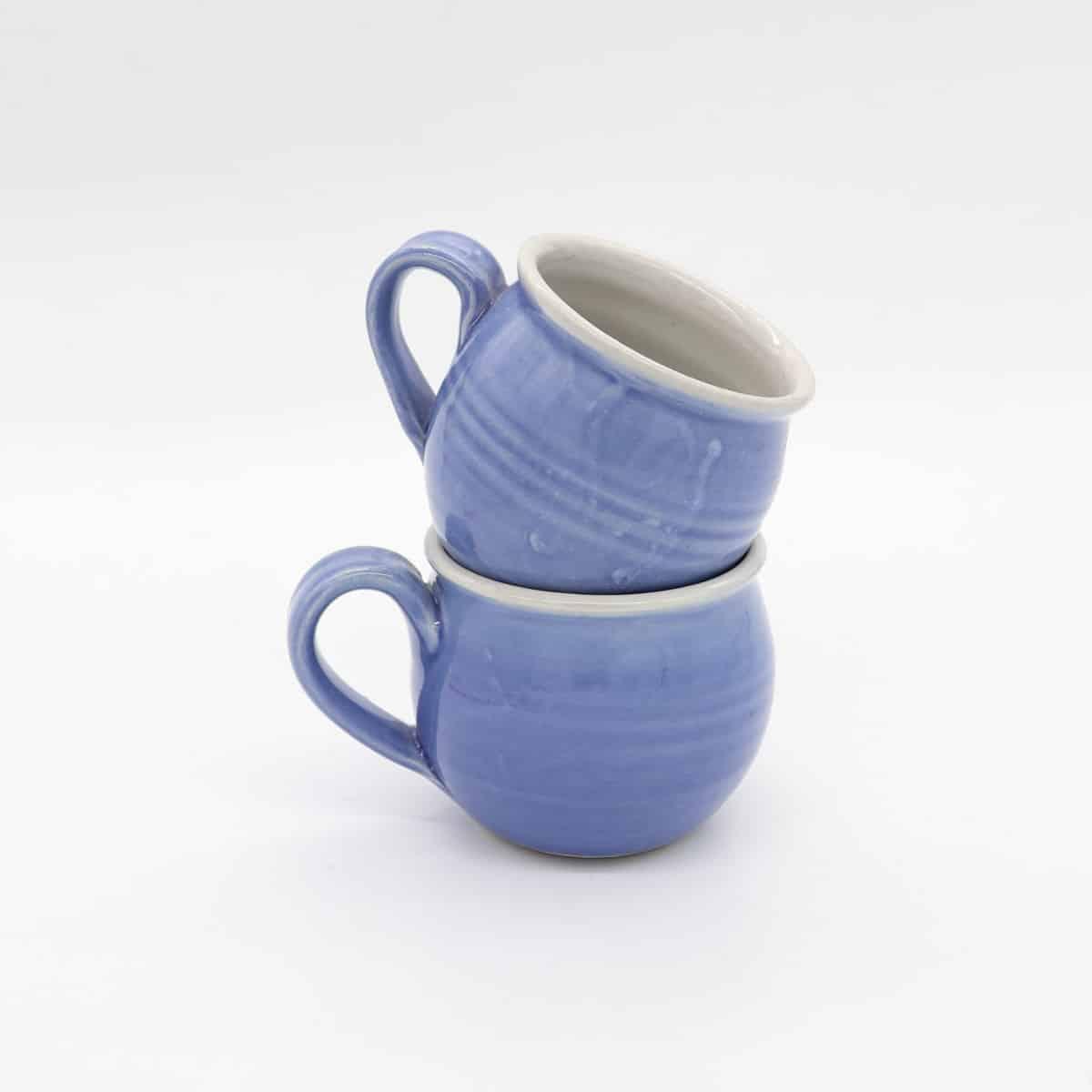 Blue Medium Mug By Clifton Hill Pottery