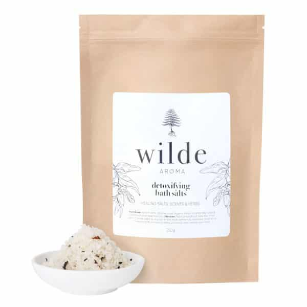 Detox Bath Salts By Wilde Aroma (Fitzroy)