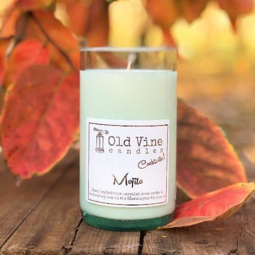 Mojito Candle By Old Vine Candles