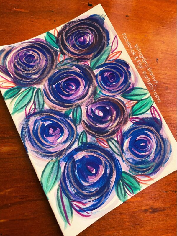 purple-abstract-floral-card-by-artsy-by-yeshapatel